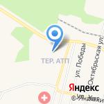 Капитал Медицинское страхование на карте Заводоуковска