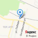 Ярослав Авто на карте Заводоуковска