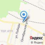 Союз на карте Заводоуковска