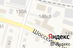 Схема проезда до компании Ермак в Заводоуковске