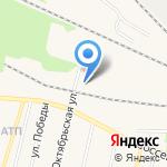 Комфорт Пол на карте Заводоуковска