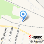 Эльдорадо на карте Заводоуковска