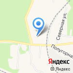 Заводоуковский КСМ на карте Заводоуковска