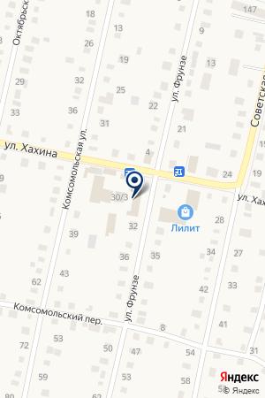 САЛОН-МАГАЗИН ЛЮКС на карте Заводоуковска