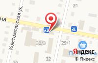 Схема проезда до компании Мастерская по заточке инструментов и изготовлению ключей на ул. Фрунзе в Заводоуковске