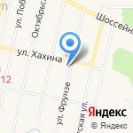 Татьяна на карте Заводоуковска
