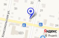 Схема проезда до компании ПОЧТОВОЕ ОТДЕЛЕНИЕ N 1 в Заводоуковске