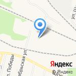 Заводоуковский маслозавод на карте Заводоуковска