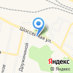 Касса №1 на карте Заводоуковска