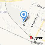 ЖарПтица на карте Заводоуковска