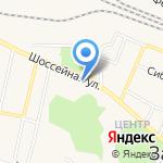Магазин смешанных товаров на карте Заводоуковска