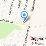 Мой дом на карте Заводоуковска