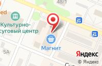 Схема проезда до компании Благодарю в Заводоуковске