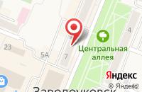 Схема проезда до компании ЗАВОДОУКОВСКОЕ АГЕНСТВО НЕДВИЖИМОСТИ в Заводоуковске