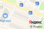 Схема проезда до компании Гарант в Заводоуковске