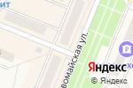 Схема проезда до компании Фаст Финанс в Заводоуковске