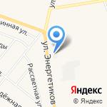 СТО на карте Заводоуковска