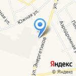 Южное территориальное производственное отделение на карте Заводоуковска