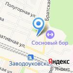 Спортотель на карте Заводоуковска