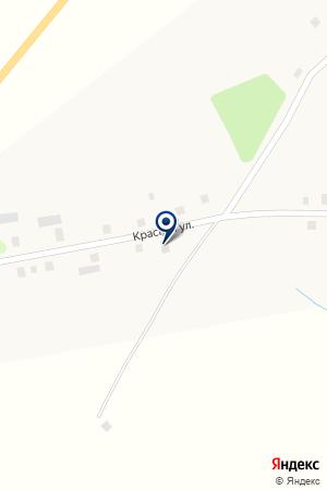 Сеть продуктовых магазинов на карте Авазбакеевой