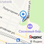 Ромашка на карте Заводоуковска