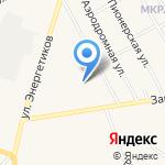Средняя общеобразовательная школа №2 на карте Заводоуковска
