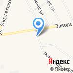 АвтоДуш на карте Заводоуковска