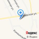 Красное & Белое на карте Заводоуковска