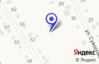 Схема проезда до компании ТОРГОВАЯ КОМПАНИЯ ЦЕЗАРЬ в Заводоуковске