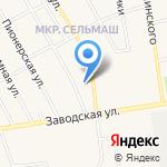 ЦентрСтрой на карте Заводоуковска