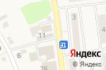 Схема проезда до компании Вечерняя лилия в Заводоуковске