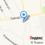 Universal на карте Заводоуковска