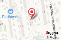 Схема проезда до компании Мясо-Колбасы в Заводоуковске