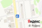 Схема проезда до компании Интерьер-мебель в Заводоуковске
