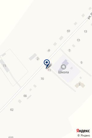 Фельдшерско-акушерский пункт на карте Авазбакеевой