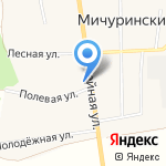 Фельдшерско-акушерский пункт на карте Тюмени