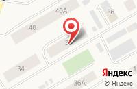 Схема проезда до компании Надежда в Салехарде