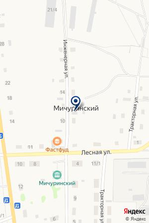 МИЧУРИНСКАЯ СВИНОВОДЧЕСКАЯ КОМПАНИЯ на карте Заводоуковска