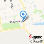Стиль на карте Заводоуковска