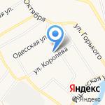 Магнолия на карте Заводоуковска