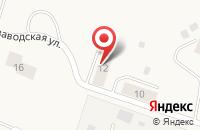 Схема проезда до компании ГРОС в Дегтярске