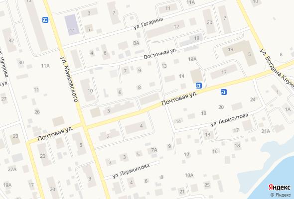 жилой комплекс Ул.Почтовая 5