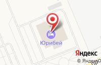 Схема проезда до компании Золотой дракон в Зареченском