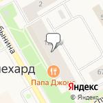 Магазин салютов Салехард- расположение пункта самовывоза
