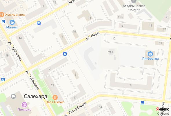 купить квартиру в ЖК по ул. Мира