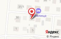 Схема проезда до компании Ростелеком для бизнеса в Старом Осколе