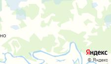 Отели города Турнаева на карте