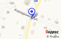 Схема проезда до компании ОТДЕЛЕНИЕ ПОЧТОВОЙ СВЯЗИ УСАЛКА в Ярково