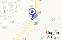 Схема проезда до компании АПТЕКА ТРИТ в Макушине