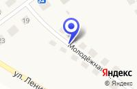 Схема проезда до компании ОТДЕЛЕНИЕ ПОЧТОВОЙ СВЯЗИ ВОЛОДИНО в Юргинском
